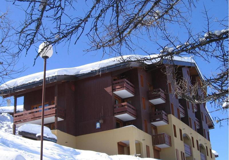 Ski verhuur Appartement 2 kamers 4 personen (016) - Résidence Pendule - Montchavin La Plagne