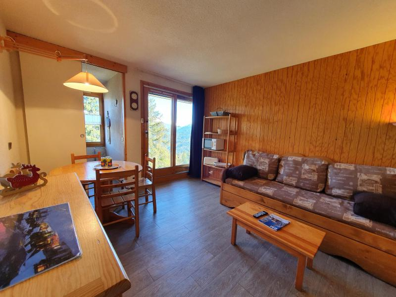 Location au ski Studio 3 personnes (002) - Résidence Pendule - Montchavin La Plagne