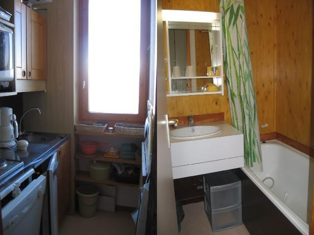 Location au ski Appartement 2 pièces 4 personnes (034) - Résidence Pendule - Montchavin La Plagne - Appartement