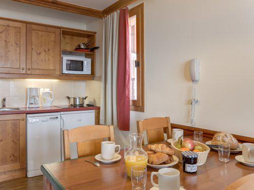 Location au ski Residence Pierre & Vacances Marelle & Rami - Montchavin - La Plagne