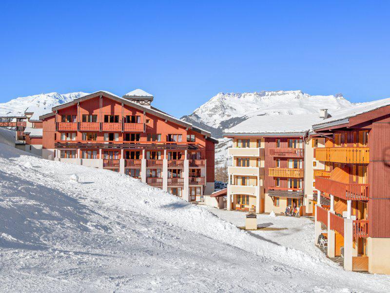 Аренда на лыжном курорте Résidence Pierre & Vacances Marelle & Rami - Montchavin La Plagne