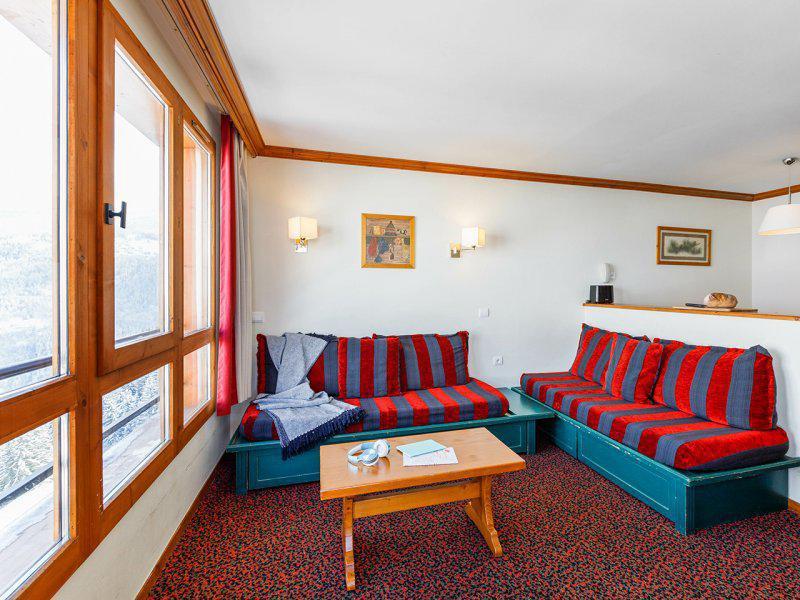 Alquiler al esquí Apartamento 3 piezas 5-7 personas - Résidence Pierre & Vacances Marelle & Rami - Montchavin La Plagne