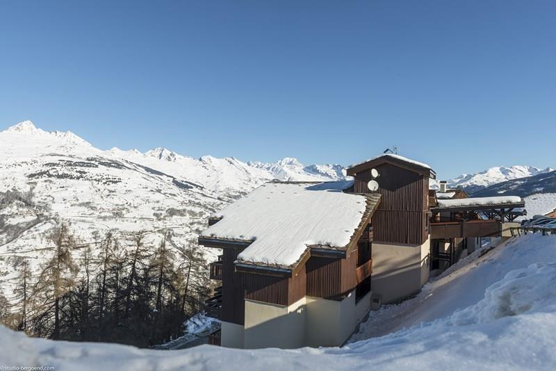 Location au ski Appartement 2 pièces 5 personnes (112) - Résidence Sextant - Montchavin La Plagne