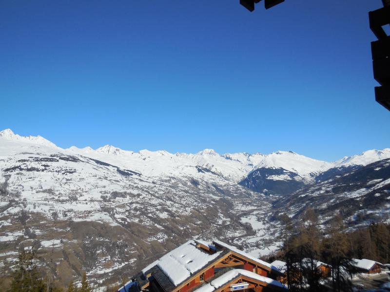 Ski verhuur Appartement 2 kamers 5 personen (204) - Résidence Sextant - Montchavin La Plagne