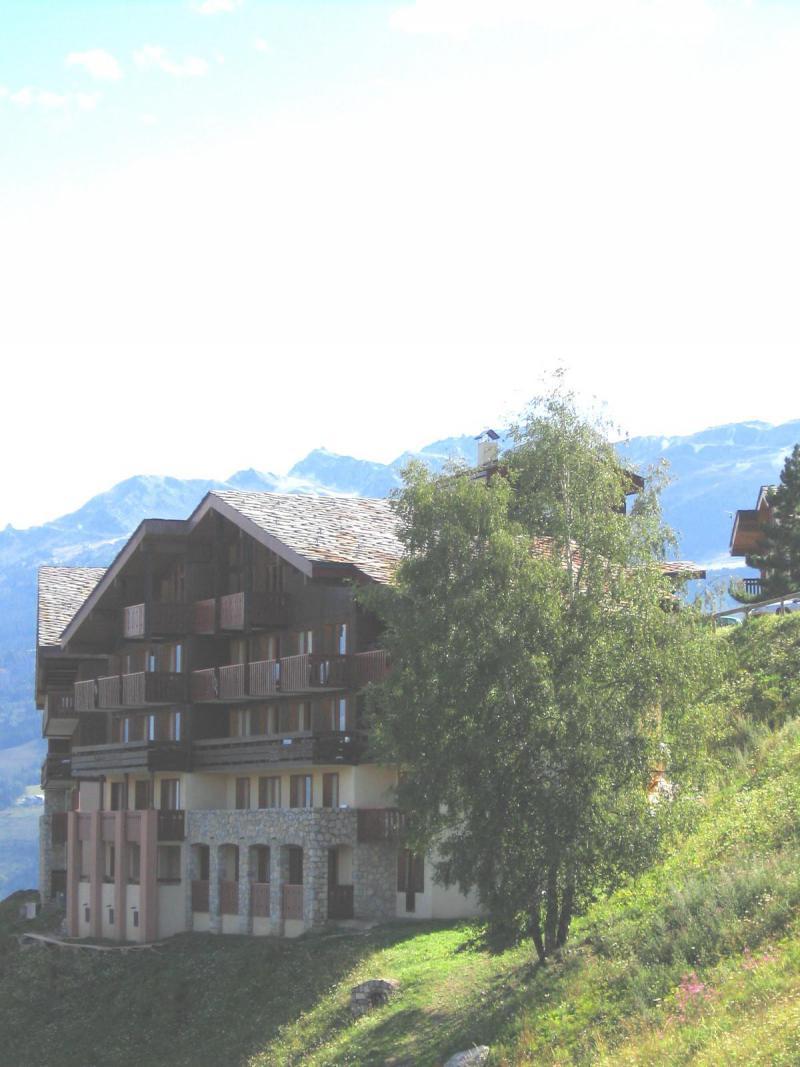 Ski verhuur Résidence Sextant - Montchavin La Plagne