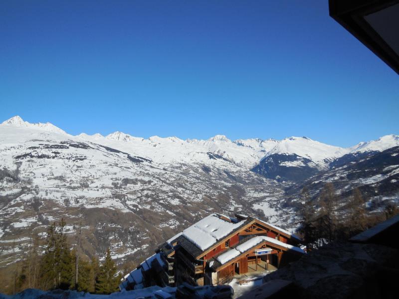 Ski verhuur Appartement 2 kamers 4 personen (105) - Résidence Sextant - Montchavin La Plagne