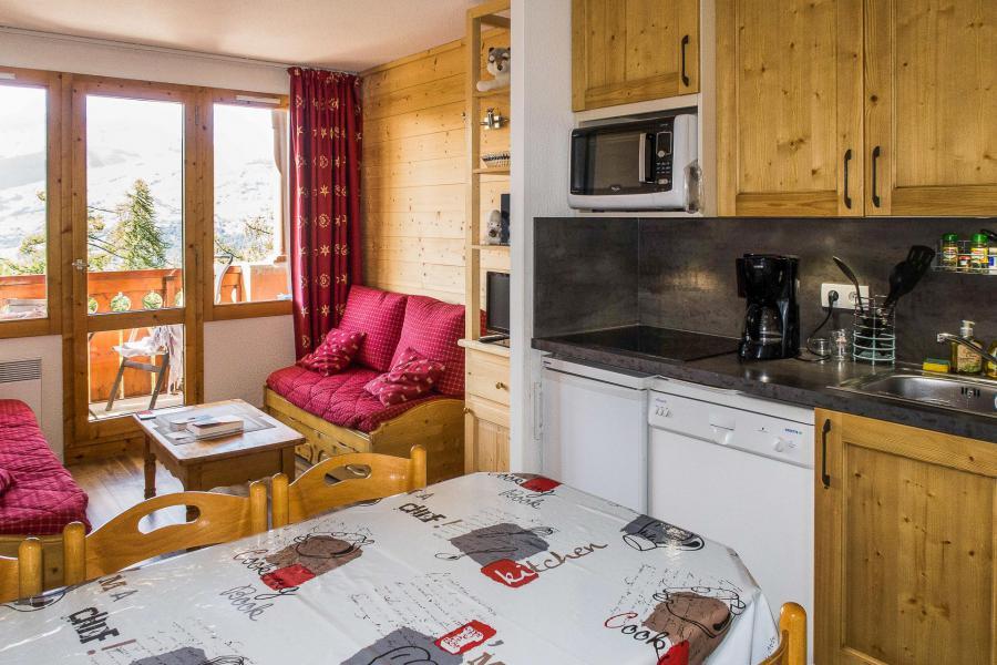 Ski verhuur Appartement 3 kamers 6 personen (110) - Résidence Sextant - Montchavin La Plagne