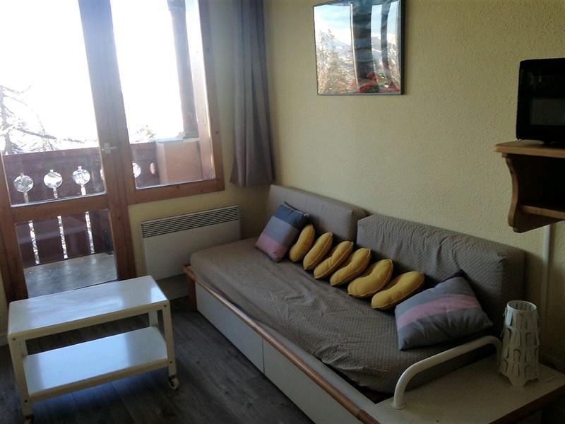 Ski verhuur Appartement 2 kamers 5 personen (112) - Résidence Sextant - Montchavin La Plagne