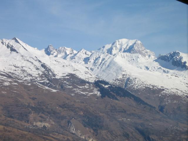 Location au ski Studio coin montagne 4 personnes (214) - Résidence Sextant - Montchavin La Plagne