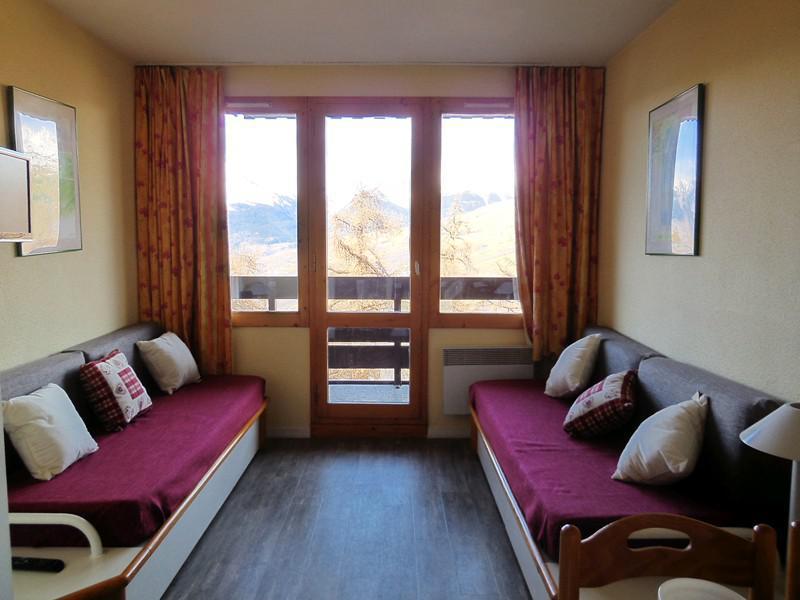 Ski verhuur Studio bergnis 4 personen (214) - Résidence Sextant - Montchavin La Plagne
