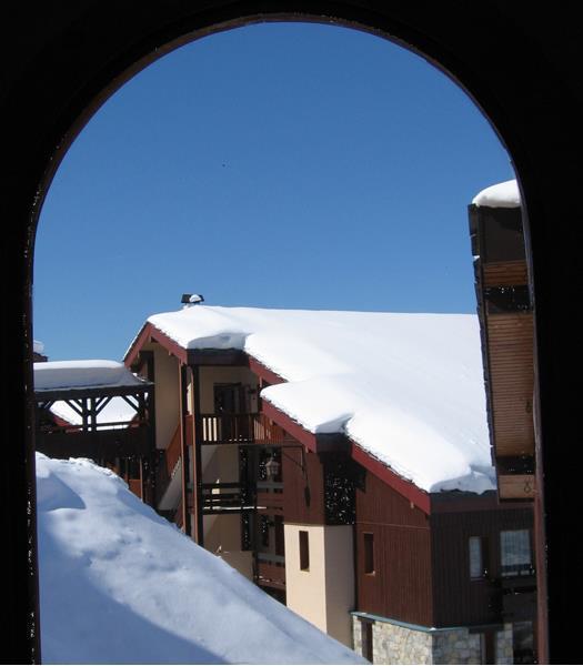 Location au ski Résidence Sextant - Montchavin La Plagne