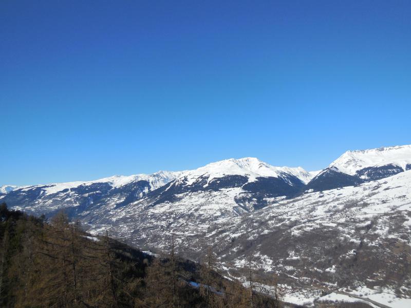 Ski verhuur Appartement 2 kamers 5 personen (405) - Résidence Sextant - Montchavin La Plagne