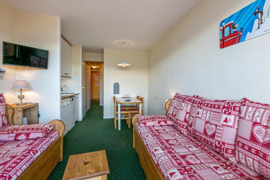 Location au ski Appartement 2 pièces 5 personnes (107) - Résidence Sextant - Montchavin La Plagne