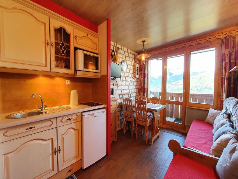Location au ski Appartement 2 pièces 4 personnes (105) - Résidence Sextant - Montchavin La Plagne
