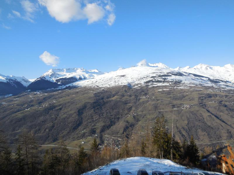 Ski verhuur Appartement 2 kamers 5 personen (104) - Résidence Sextant - Montchavin La Plagne