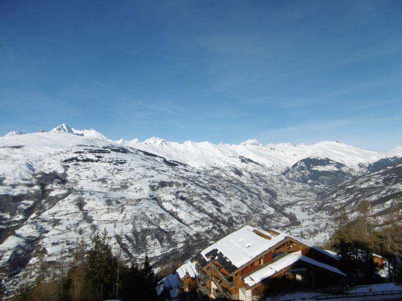 Ski verhuur Appartement 2 kamers 5 personen (206) - Résidence Sextant - Montchavin La Plagne