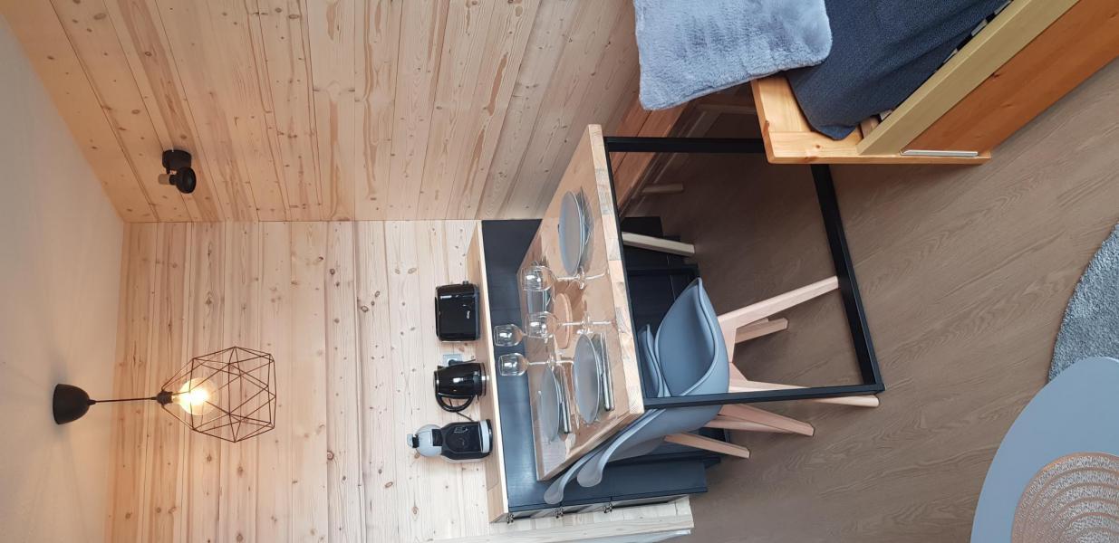 Location au ski Appartement 2 pièces 4 personnes (306) - Résidence Sextant - Montchavin La Plagne