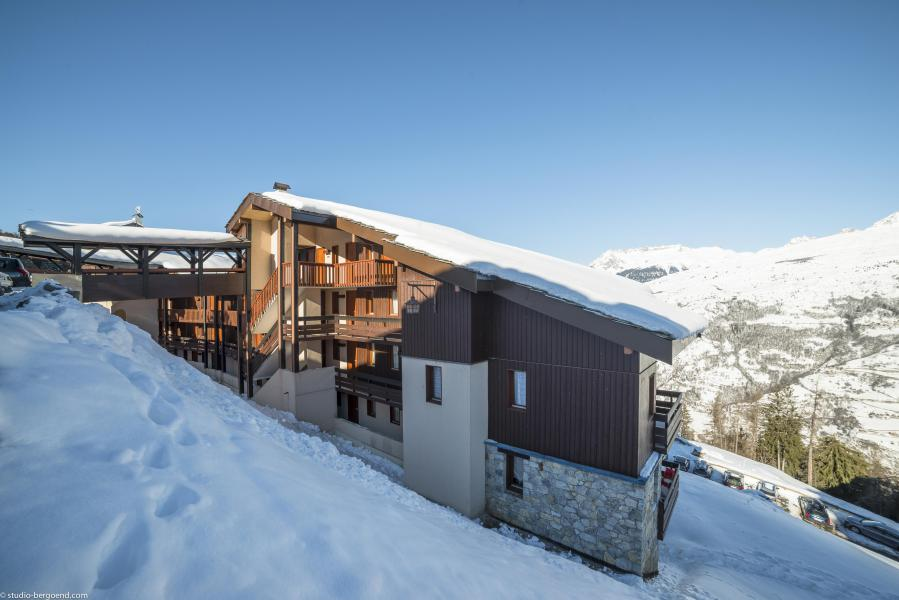 Location au ski Appartement 3 pièces 6 personnes (110) - Résidence Sextant - Montchavin La Plagne