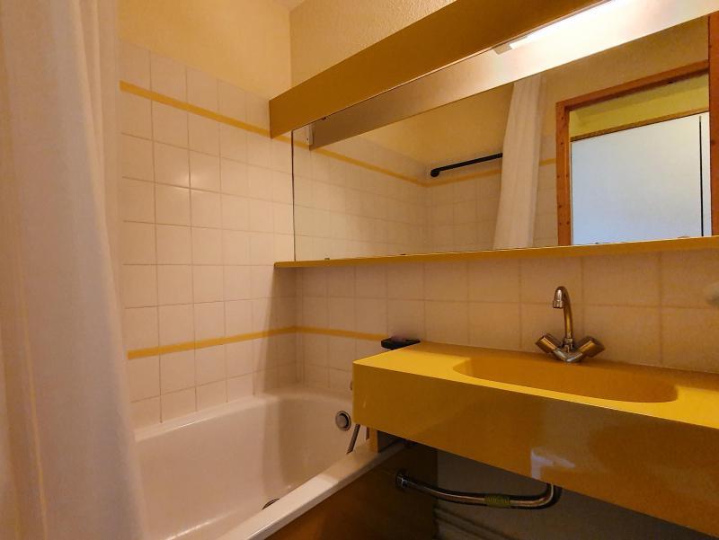 Ski verhuur Appartement 2 kamers 5 personen (104) - Résidence Sextant - Montchavin La Plagne - Badkamer