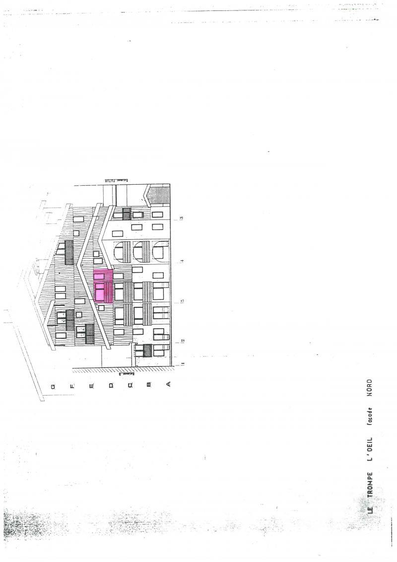 Location au ski Appartement 1 pièces 4 personnes (013) - Résidence Trompe l'Oeil - Montchavin La Plagne