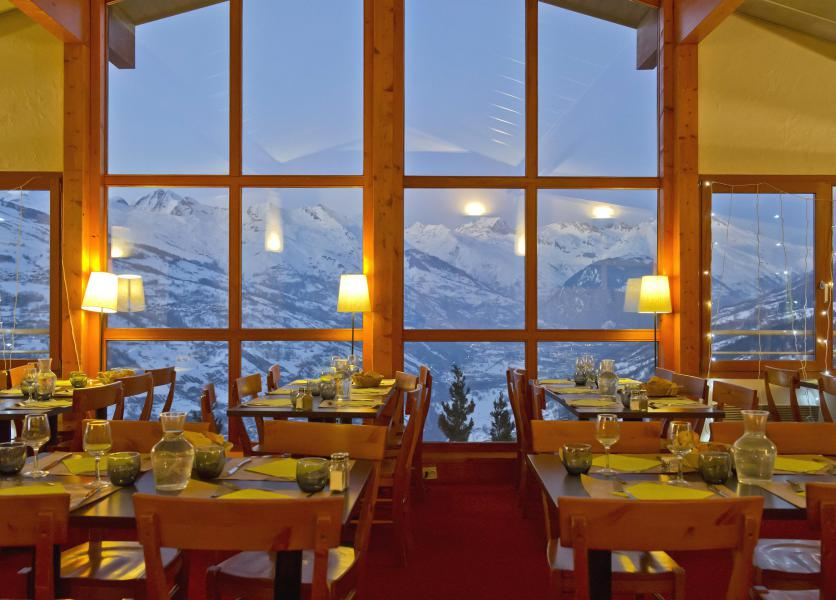 Location au ski VVF Villages l'Eterlou - Montchavin La Plagne - Intérieur