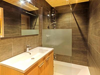 Rent in ski resort Chalet Paradise Star - Montchavin La Plagne - Bathroom