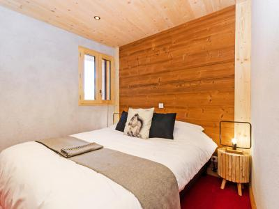 Rent in ski resort Chalet Paradise Star - Montchavin La Plagne - Bedroom
