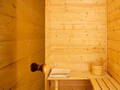 Rent in ski resort Chalet Paradise Star - Montchavin La Plagne - Sauna