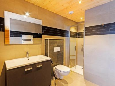 Rent in ski resort Chalet Paradise Star - Montchavin La Plagne - Shower room