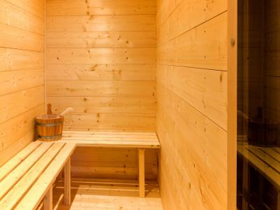 Rent in ski resort Chalet Ski Dream - Montchavin La Plagne - Sauna