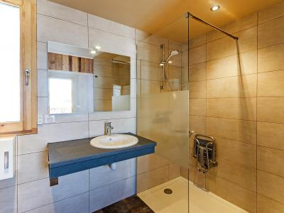 Rent in ski resort Chalet Ski Dream - Montchavin La Plagne - Shower