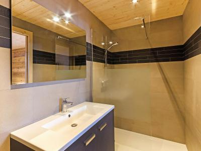Rent in ski resort Chalet Ski Dream - Montchavin La Plagne - Shower room