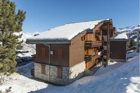 Location au ski Studio 3 personnes (691) - La Résidence Equerre - Montchavin - La Plagne
