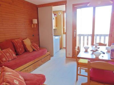 Location au ski Appartement 2 pièces 4 personnes (009 E) - La Résidence Equerre - Montchavin - La Plagne
