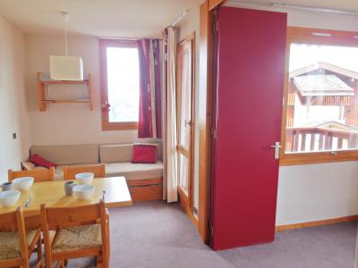 Location au ski Studio 3 personnes (011) - La Résidence Equerre - Montchavin La Plagne