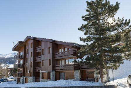 Аренда жилья Montchavin La Plagne : La Résidence Equerre зима