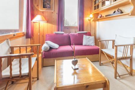 Rent in ski resort 2 room duplex apartment 6 people (21) - La Résidence l'Equerre - Montchavin La Plagne - Living room