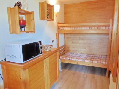 Аренда на лыжном курорте Квартира студия для 4 чел. (016) - La Résidence la Lanterne - Montchavin La Plagne - Двухъярусные кровати