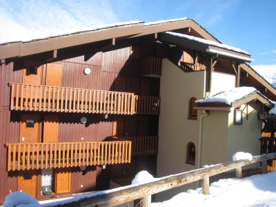 Rent in ski resort La Résidence la Pendule - Montchavin La Plagne