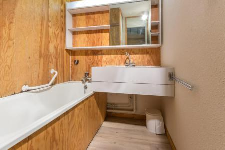 Rent in ski resort Divisible studio 4 people (BAII2) - La Résidence le Bastion II - Montchavin La Plagne