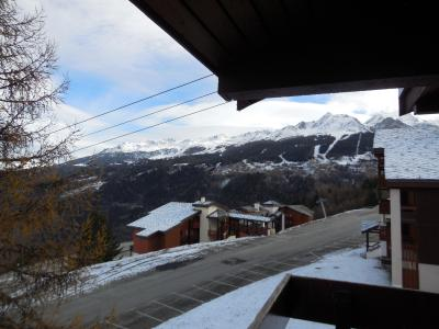 Holiday in mountain resort 2 room apartment 6 people (202) - La Résidence le Carrousel - Montchavin La Plagne - Winter outside