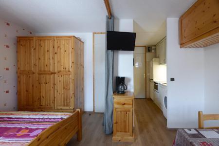 Rent in ski resort Divisible studio 4 people (12) - La Résidence le Crey - Montchavin La Plagne