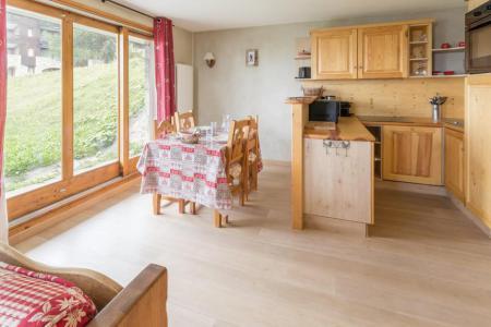 Rent in ski resort 3 room apartment 6 people (DAM3) - La Résidence le Damier - Montchavin La Plagne - Apartment