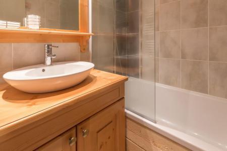 Rent in ski resort 3 room apartment 6 people (DAM3) - La Résidence le Damier - Montchavin La Plagne