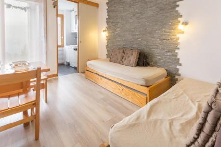 Rent in ski resort Studio 3 people (2) - La Résidence le Dé 2 - Montchavin La Plagne - Bench seat