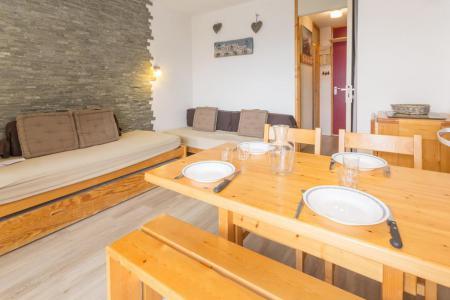 Rent in ski resort Studio 3 people (2) - La Résidence le Dé 2 - Montchavin La Plagne - Living room