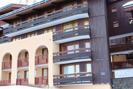 Location au ski La Résidence le Dé 4 - Montchavin La Plagne - Extérieur hiver