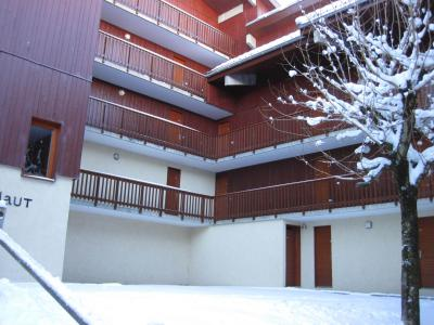 Location Montchavin - La Plagne : La Résidence les Avrières Haut hiver