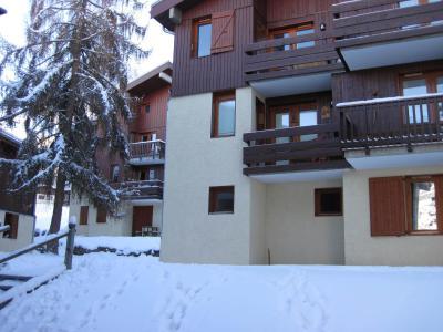 Rent in ski resort La Résidence les Avrières Haut - Montchavin La Plagne - Winter outside