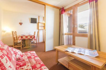 Rent in ski resort Divisible studio 4 people (AVH34) - La Résidence les Avrières Haut - Montchavin La Plagne